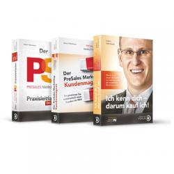 E-Book-Kombi-Paket: Kundenmagnet - Praxisleitfaden - Ich kenn dich - darum kauf ich!
