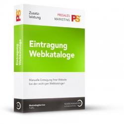 Eintragung Webkataloge