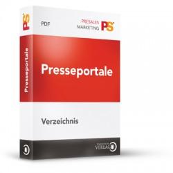 """Verzeichnis """"Presseportale"""""""