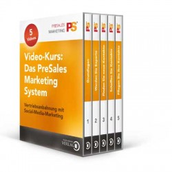 Video-Kurs: Das PreSales Marketing System